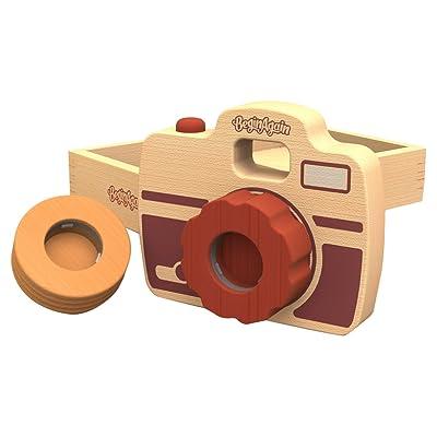 BeginAgain Shutterbug Camera - Creativity, Imagination & Storytelling - For Kids 2 & Up: Toys & Games
