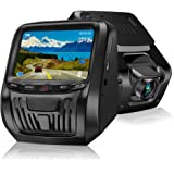 Dash cam, 1080P Full HD Dashboard Camera with Super Night Vision 3 Inch IPS Screen Car Camera G-Sensor, WDR, Loop…