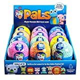 Educational Insights Playfoam Pals Wild Animals 12-Pack: Surprise Egg and Squishy Playfoam—Perfect for Party Favors and Goody Bags