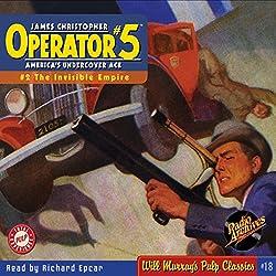 Operator #5, Adventure 2, May 1934