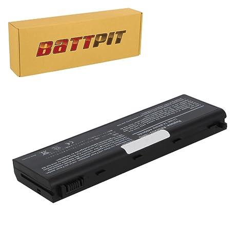 Battpit Recambio de Bateria para Ordenador Portátil Toshiba Satellite L100-111 (4400 mah)