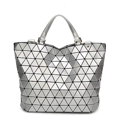 Bolso de mujer Bolsa de cubo Geometría Bolsos de hombro