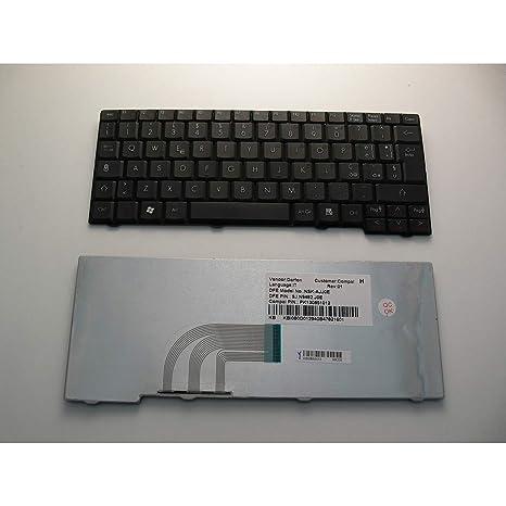 Desconocido Teclado Italiano NAV50 EMACHINES 350 EM350 Gateway LT3201 LT2100 (Ver Foto)