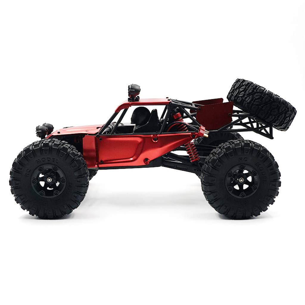 Electric RC Buggy 1/12 Remote Control Car 2.4Ghz 4WD Desert Off-Road Truck 70KM/h High Speed Terrain RC Car Rechargeable Vehicle Rock Crawler for Kids & Adults by DaoAG (Image #6)