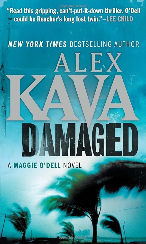 Read Online Damaged (Maggie O'dell) pdf