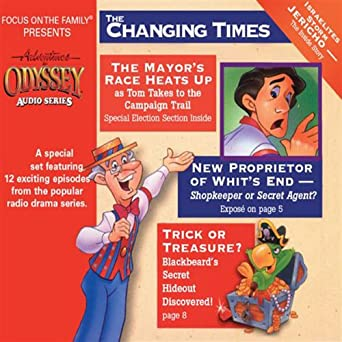 Amazon Com A Code Of Honor Adventures In Odyssey