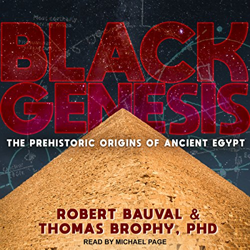 Black Genesis: The Prehistoric Origins of Ancient Egypt by Tantor Audio