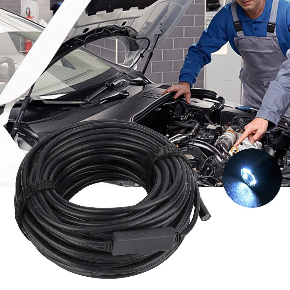 USB Industrial Endoscope 20M 8.5HD 3 IN 1Automotive Borescope Inspection Camera Waterproof Endoscope
