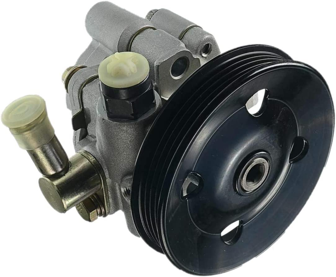 Power Steering Pump with Pulley for 2002-2006 Lexus ES330 Toyota Camry V6 3.0L