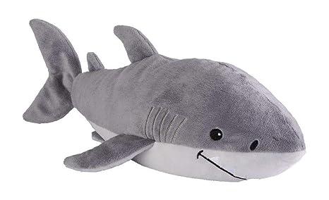 Cojín térmico de tiburón con relleno de mijo de lavanda de ...