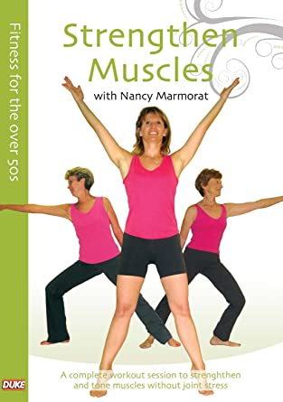 Fitness dvd for over 50s