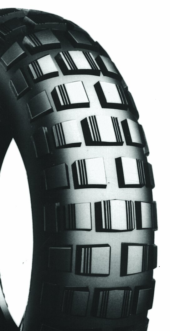 Bridgestone Trail Wing TW Dual/Enduro Front/Rear Motorcycle Tire 4.00-10 4333045815