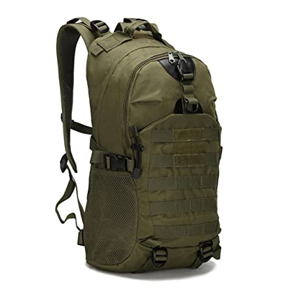 33c0d2aa0d0f Amazon.com : 800D Oxford Waterproof Tactical Bag Men's Women ...