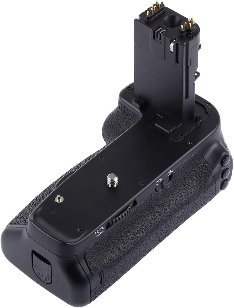 ZQ House Vertical Camera Battery Grip for Canon EOS 6D Digital SLR Camera