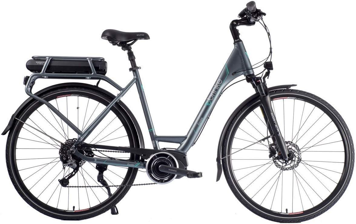 Brinke Bicicleta Eléctrica Elysee 2 Alivio: Amazon.es: Deportes y ...