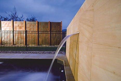 Cascata Per Laghetto Da Giardino : Aquaforte acquaforte cascata lippe silkflow adatto per