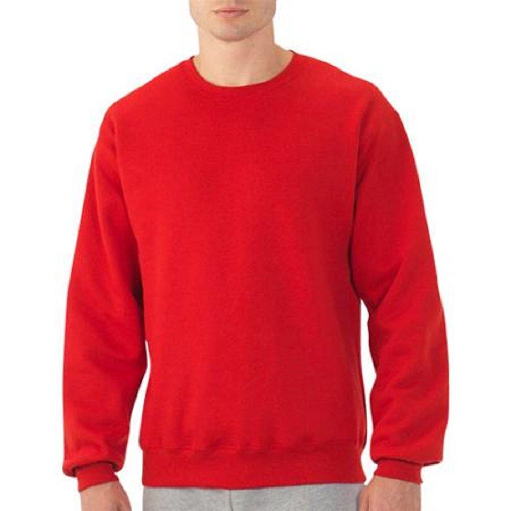 Fruit of the Loom Men's Crew Sweatshirt