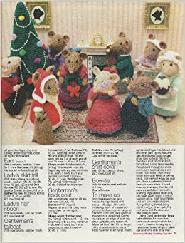 Woman s Weekly Knitting Patterns Toys : Alan dart christmas cheer (womans weekly pullout) toy knitting pattern: Amazo...