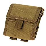 Condor MA36-498 Roll-Up Utility Pouch, Coyote Brown