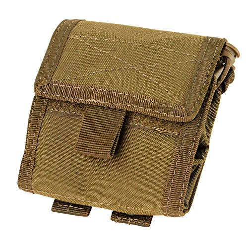 (Condor MA36-498 Roll-Up Utility Pouch, Coyote Brown)