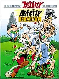 Astérix el galo: Asterix el galo