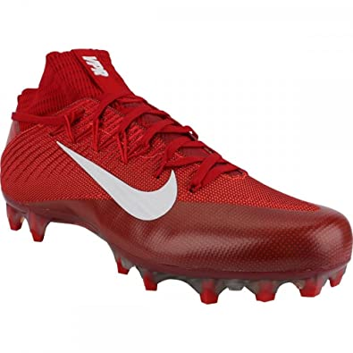 Nike 824470-616 Vapor Untouchable 2 University Red Football Cleats Mens Sz  13