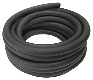 """FUEL HOSE HI-TEMP 5//16/"""" ID SOLD BY THE FOOT NEW"""