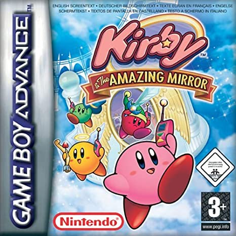 Kirby & The Amazing Mirror (GBA) by Nintendo: Amazon.es: Videojuegos