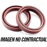 41 mm x 53 mm x 11 mm YSMOTO Cubierta de Sellado de Aceite para Horquilla Delantera de Motocicleta