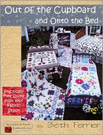 Out Of The Cupboard And Onto The Bed Practically Free Quilts From