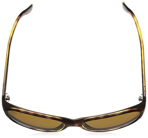 59fbe0eec0 Amazon.com  Ray-Ban Women s Rb4061 Polarized Oval Sunglasses