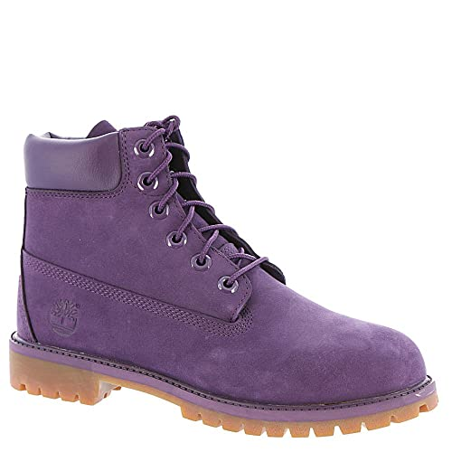 premium selection 0cca2 15aed Timberland 6 inch Premium Kinder Schuh 2016 Purple, 35 ...