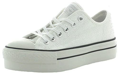 converse bianche donna 40