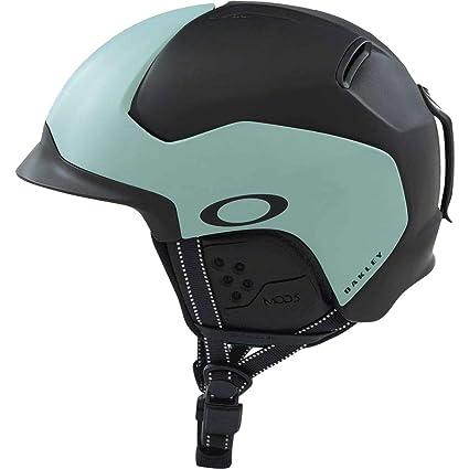 190008ebf2 Amazon.com  Oakley Mod 5 Women s Ski Snowboarding Helmet - Polished ...
