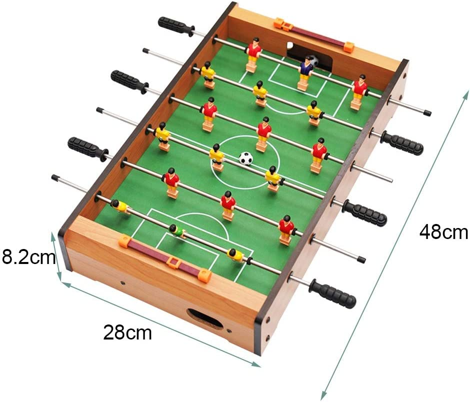 Hh001 Mesa de fútbol para niños Juguetes educativos para niños ...