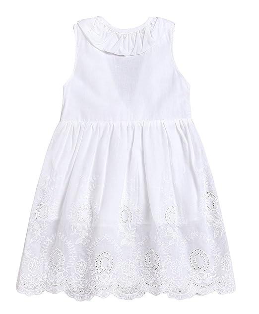 3b7e3b82ac63 Seven Young Toddler Girls Plaid Tutu Dress Kids Summer Ruffle Backless  Skirt Yellow Lattice A-