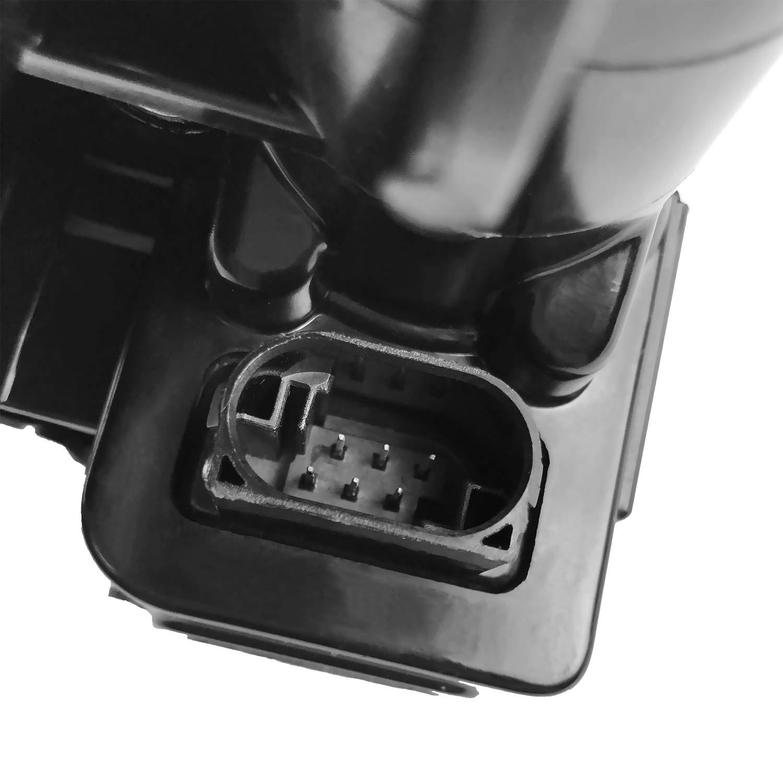 biosp 04861661AA 04861661AB Compatible Fit Chrysler Pacifica Dodge Dakota Durango Nitro Ram Jeep Commander Grand Cherokee Liberty Wrangler Throttle Body Actuator Assembly Fuel Injection