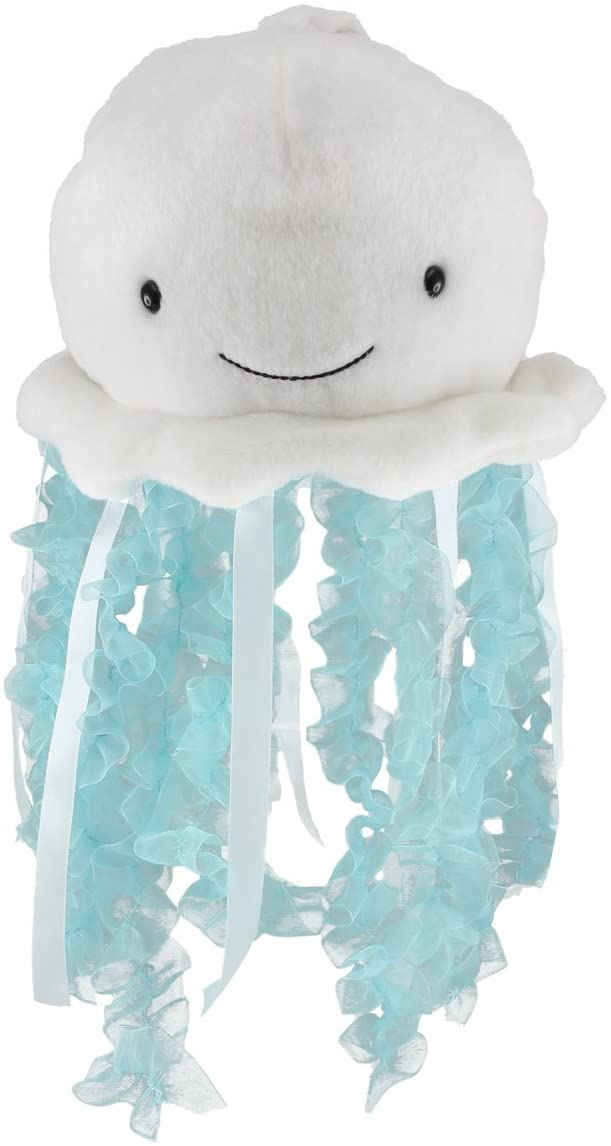 Cuddle Barn Bubbles The Jellyfish Glowing Melodic Stuffed Plush Toy Animals Amazon Canada