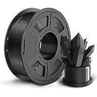 SUNLU PLA+ Filament 1.75mm for 3D Printer & 3D Pens, 1KG (2.2LBS) PLA+ 3D Printer Filament Tolerance Accuracy +/- 0.02…