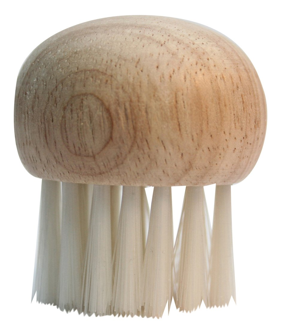 Cuisinox Mushroom Brush with Wooden Top by Cuisinox