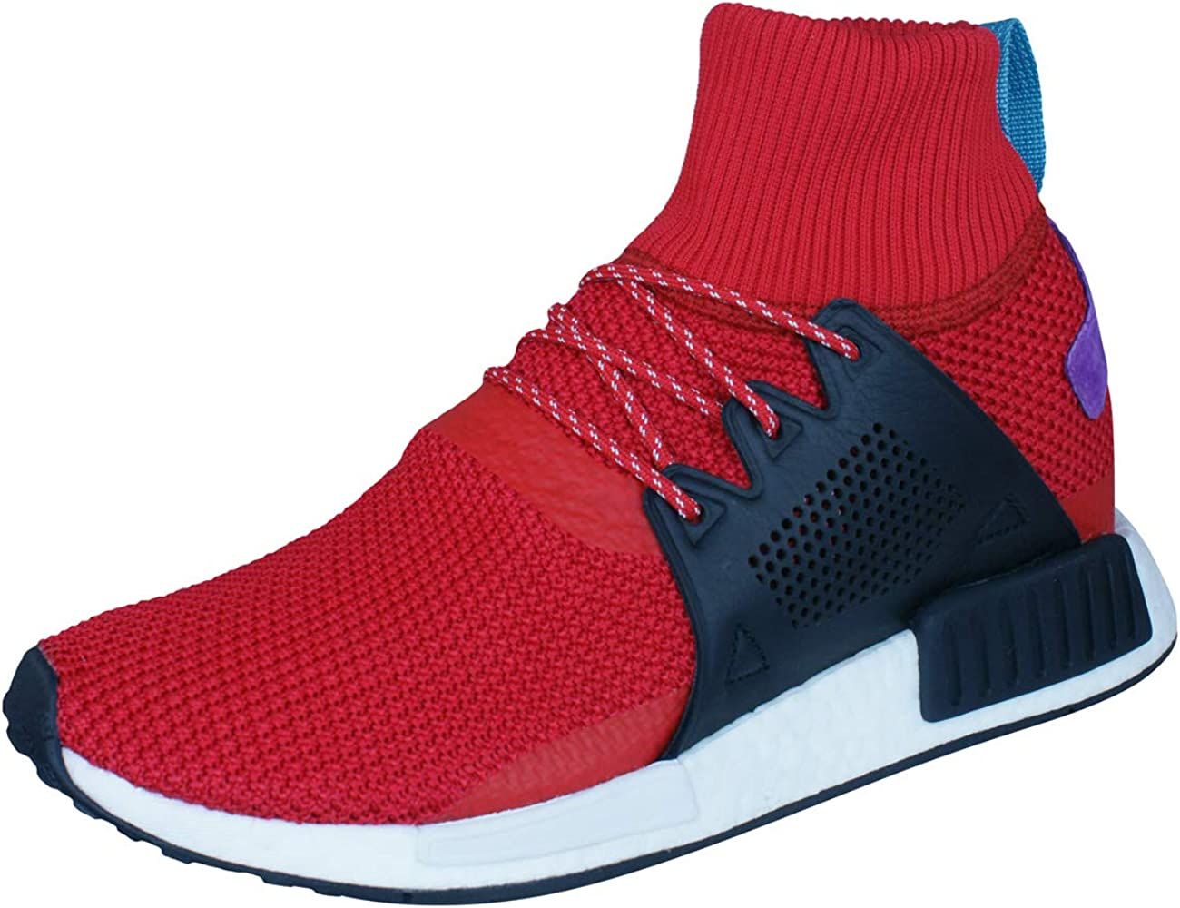 adidas Herren NMD_xr1 Winter Fitnessschuhe, rot