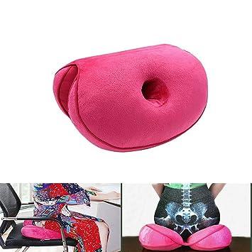 Cojín de Doble Confort Comfort Hips Up Cojín del cojín del ...