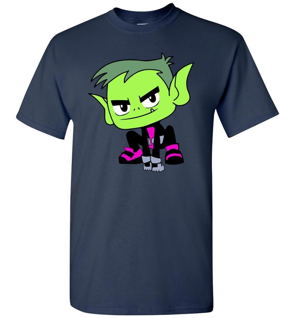 Teen Titans Beast T Shirt 5856