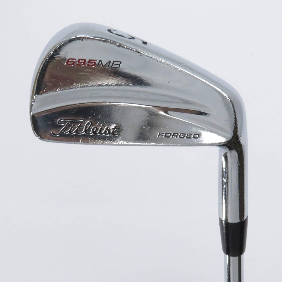 【中古】タイトリスト TITLEIST 695MB FORGED アイアン Dynamic Gold B07MZVRZ4N  S300