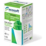 Ecosoft Water Pitcher Filter Replacement Cartridges (1)