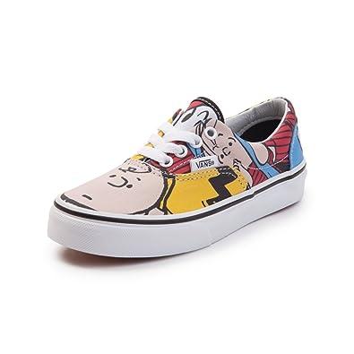 vans peanuts shoes