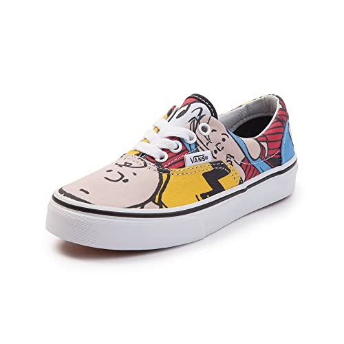 cc200f873fed27 Vans Era Peanuts Snoopy Skate Shoe (Youth 1