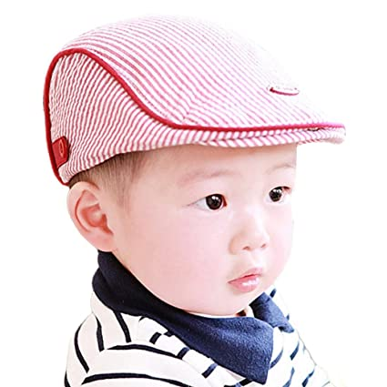 7028f3243e7 Image Unavailable. Image not available for. Color  Orangeskycn Cute Kids  Hats Baseball Cap Baby ...