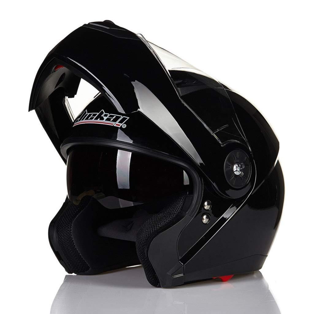 LKJH Helme, Männer Full-Face Helme Cover mit Vier Jahreszeiten Hard Hat