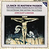 John Eliot Gardiner: Matthäus-Passion (Arien und Chöre) (Audio CD)